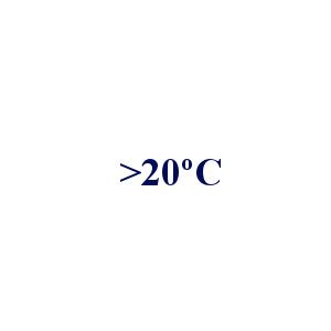 >20ºC
