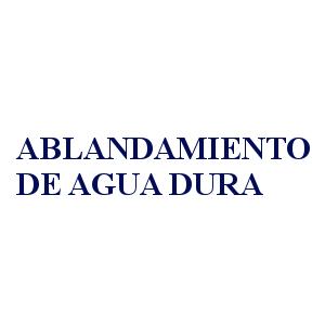 ABLANDAMIENTO DE AGUA DURA
