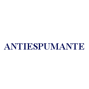 ANTIESPUMANTE