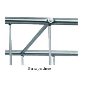 BARRA PERCHERO