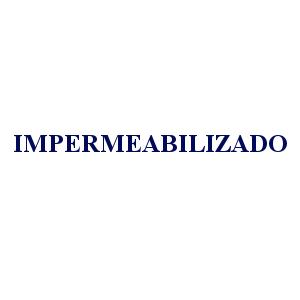 IMPERMEABILIZADO