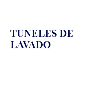TUNELES DE LAVADO