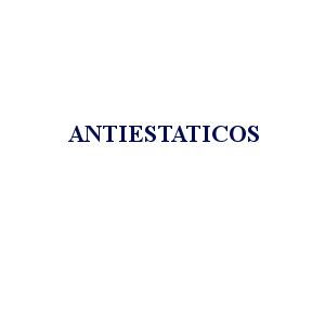 ANTIESTÁTICOS