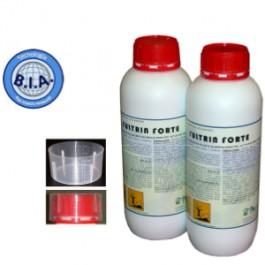 Antiácaros . Eliminación ácaros, chinches, piojos y más. Profesional con certificados. 1 litro