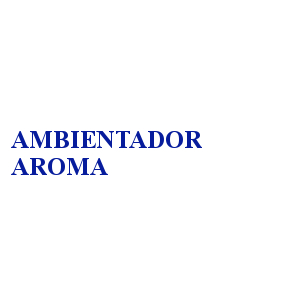AMBIENTADOR AROMA