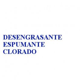 DESENGRASANTE ESPUMANTE CLORADO