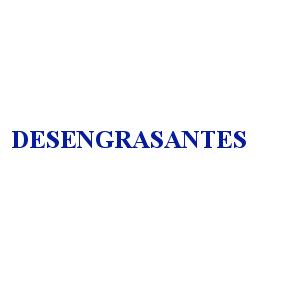 DESENGRASANTES