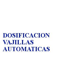 DOSIFICACION VAJILLAS AUTOMATICAS