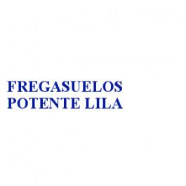 FREGASUELOS POTENTE LILA