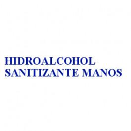 HIDROALCOHOL SANITIZANTE MANOS