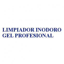LIMPIADOR INODORO GEL PROFESIONAL