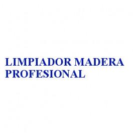 LIMPIADOR MADERA PROFESIONAL