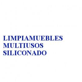 LIMPIAMUEBLES MULTIUSOS SILICONADO