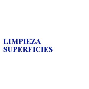 LIMPIEZA SUPERFICIES